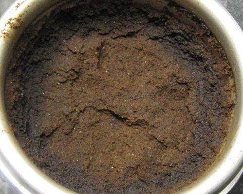ubijanie kawy